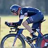 David Tanner in the 2015 Paris-Nice Prologue TT