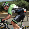David Tanner on stage twelve of the 2013 Tour of Spain