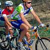 Eric Dekker in the 2001 Ruta del Sol