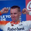 Eric Dekker in the 2000 Tour de France