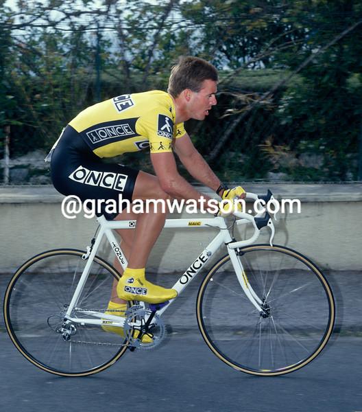 Erik Breukink in the 1996 Paris-Nice