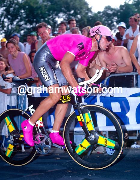 Erik Breukink in the 1993 Tour de France
