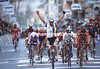 Erik Zabel wins the 2001 Milan San Remo