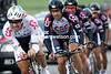 FABIAN CANCELLARA LEADS THE CSC TEAM IN THE STAGE TWO TTT; GERMANY;