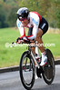 FABIEN CANCELLARA IN THE ELITE MEN'S TIME TRIAL AT THE 2007 WORLD CYCLING CHAMPIONSHIPS