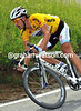 FABIEN CANCELLARA ON STAGE FOUR OF THE 2009 TOUR OF SWITZERLAND