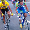 Fernando Escartin in the 1996 Tour of Spain