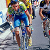 Fernando Escartin in the 1997 Tour of Spain