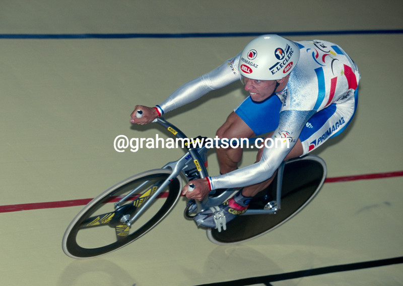 Florian Rousseau in the 1995 World Championships