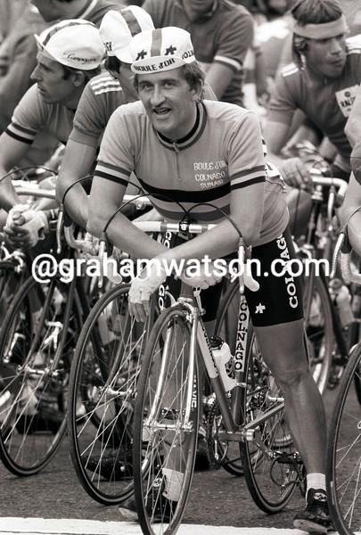 FREDDY MAERTENS IN 1982