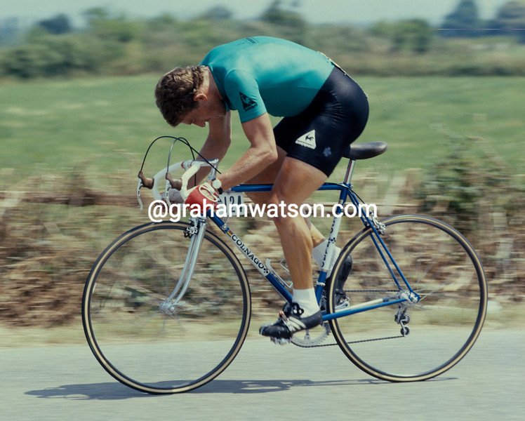Freddy Maertens in the 1981 Tour de France