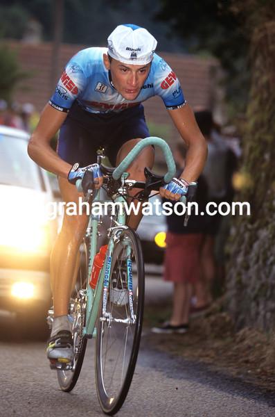 Gabriele Colombo in the 1996 Tour de France