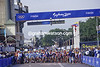 The start of the 2000 Olympic Games road race