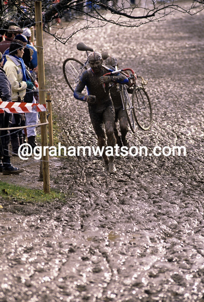 Cyclo-cross in 1988