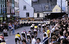 The Tour of Ireland passes through Carrick-on-Suir in 1985