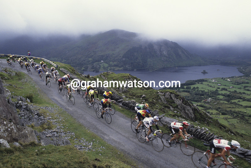 The 1987 Tour of Ireland in Killarney
