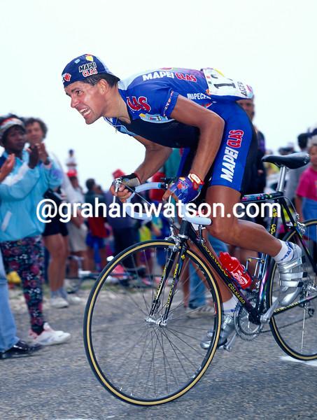 Gianluca Bortolami in the 1994 Tour de France