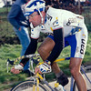 Gilbert Duclos-Lassalle in the 1991 Tour of Flanders