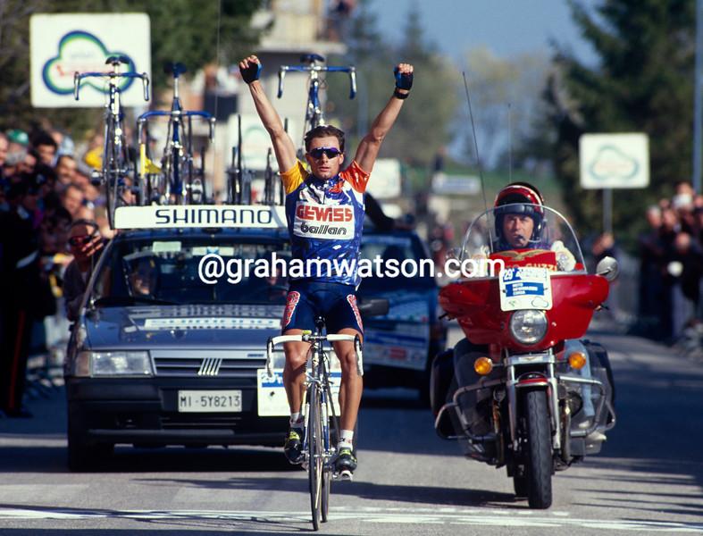 Giorgio Furlan in the 1994 Tirreno-Adriatico