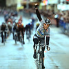 Giovanni Lombardi wins a stage of the 2002 Vuelta a España