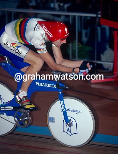 Graeme Obree in 1993