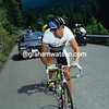 Greg Lemond in the 1990 Giro d'Italia