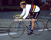 Greg Lemond in the 1983 Giro di Lombardia