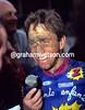 Greg Lemond in the1992 Paris-Roubaix