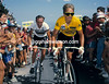 Greg Lemond in the 1986 Tour de France