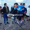 Guido Bontempi in the 1994 Paris-Roubaix