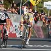 MARK CAVENDISH BEATS HEINRICH HAUSSLER TO WIN THE 2009 MILAN SAN REMO