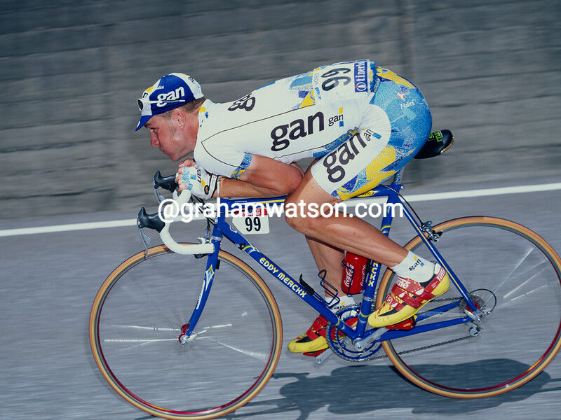 Henk Vogels in the 1997 Tour de France