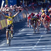 Igor Gonzales de Galdeano wins a stage in the 2001 Tour of Spain