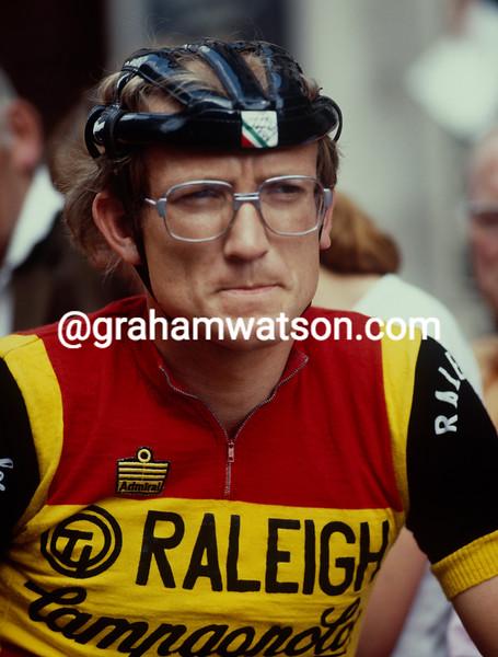 Jan Raas in 1982