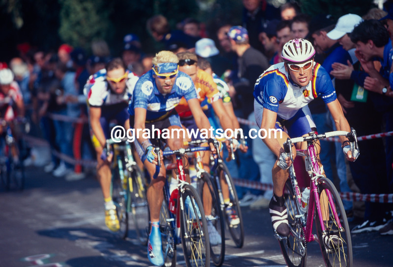 Jan Ullrich in the 1999 World Championships