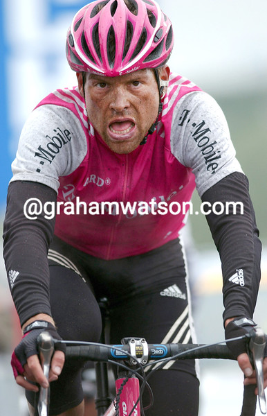 JAN ULLRICH IN THE 2004 DEUTSCHLAND TOUR