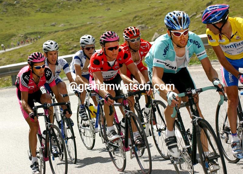 Jan Ullrich in the 2003 Tour de Suisse