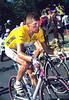 Jan Ullrich in the 1997 Tour de France