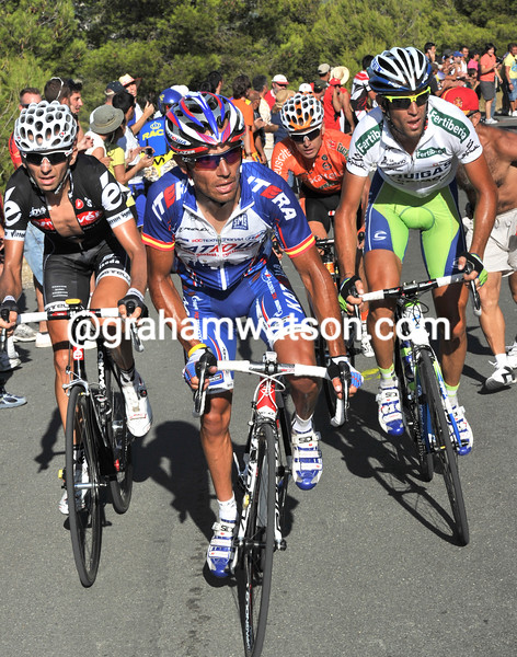 TOUR OF SPAIN - STAGE EIGHT