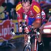 Johan Capiot in the 1992 Tirreno-Adriatico