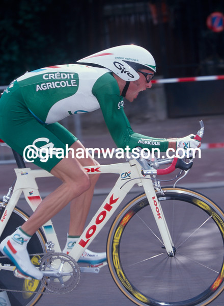 Jonathan Vaughters in 2001