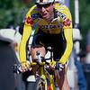 Joseba Beloki in the 2001 Tour de France