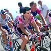 Joseba Beloki in the 2002 Tour de France