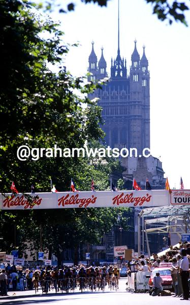 The Kelloggs Tour of Briatin in London