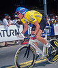 Lance Armstrong in the 1996 Tour DuPont