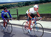 Lance Armstrong in the 1994 Leeds Classic
