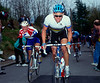 Lance Armstrong in the 1994 Fleche Wallonne