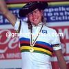 Laurent Brochard wins the 1997 World Road Championship