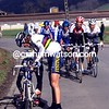 Laurent Brochard in the 1998 Tour of Flanders