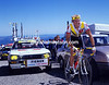 Laurent Fignon on Mont Ventoux in the 1987 Tour de France